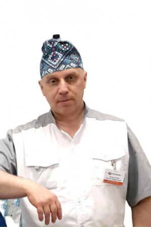 Ямпольский Сергей Зигфридович
